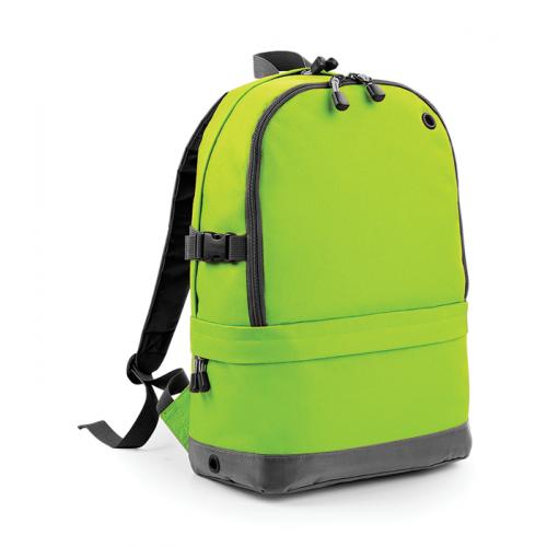 Bag base Pulse Sports Backpack Lime Green