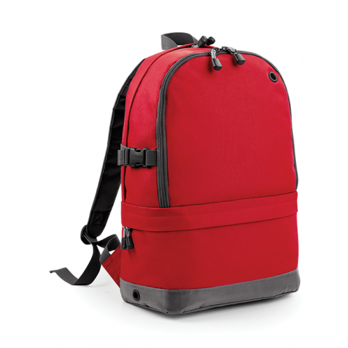 Bag base Pulse Sports Backpack Classic Red