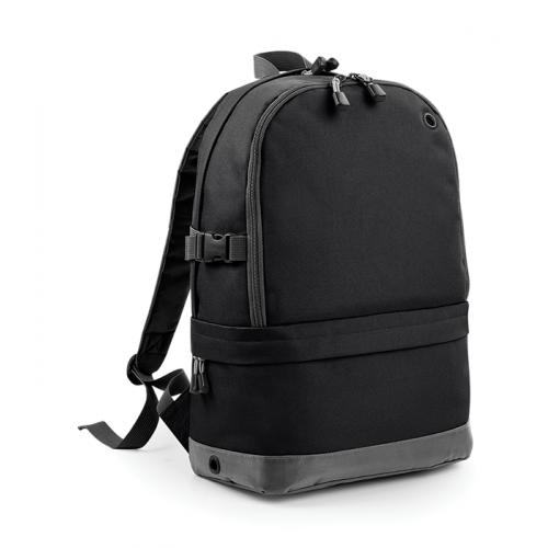 Bag base Pulse Sports Backpack Black