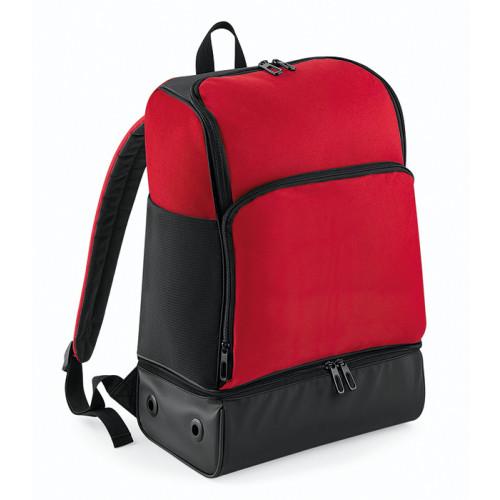 Bag base Hardbase Sports Backpack Classic Red/Black