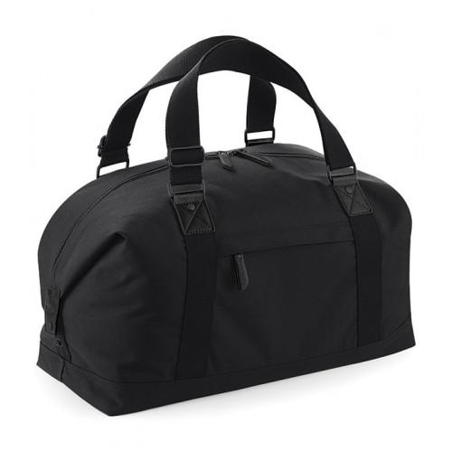 Bag base Vintage Overnighter Black / Black