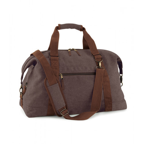 Bag base Vintage Canvas Weekender Vintage Brown