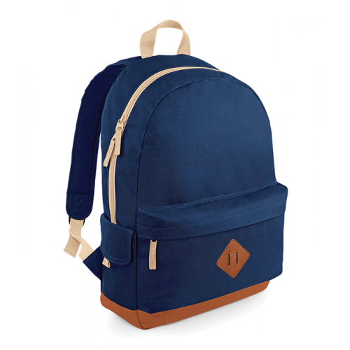 Bag base Heritage Backpack French Navy