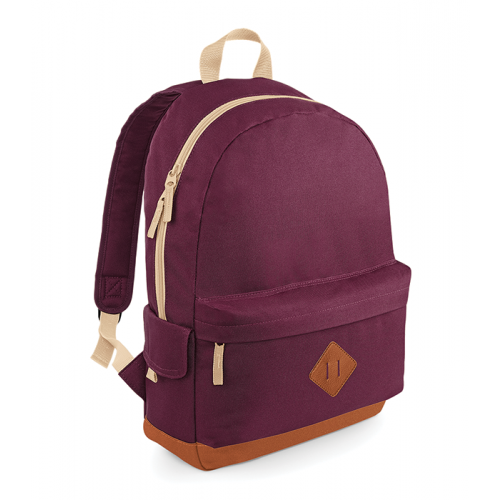 Bag base Heritage Backpack Burgundy