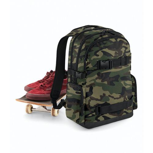 Bag base Old School Boardpack Jungle Camo