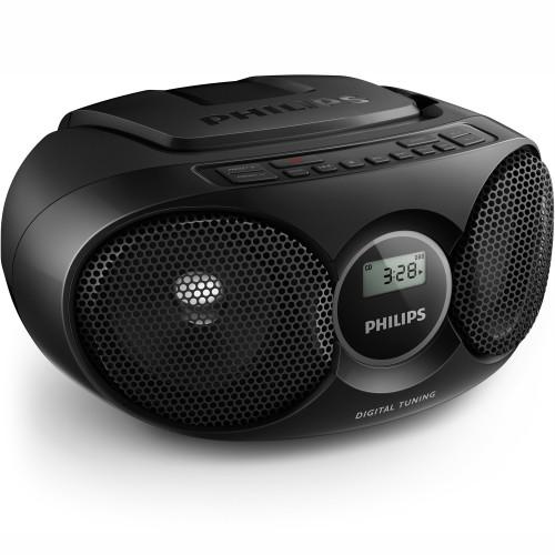 Philips Boombox CD/Radio/USB Svart