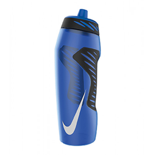 Nike Hyper Fuel Water Bottle - 32 oz Game Royal/Black/White