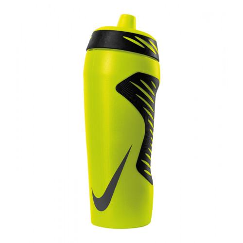 Nike Hyperfuel Water Bottle - 18 oz Volt/Black/Black