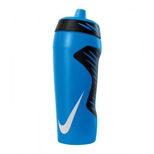 Nike Hyperfuel Water Bottle - 18 oz Photo Blue/Black/White