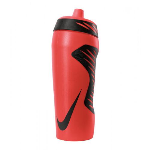 Nike Hyperfuel Water Bottle - 18 oz Habanero Red/Black/Black