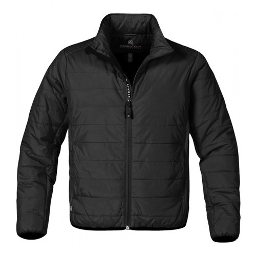 Stormtech Fiberloft Jacket Flame Black