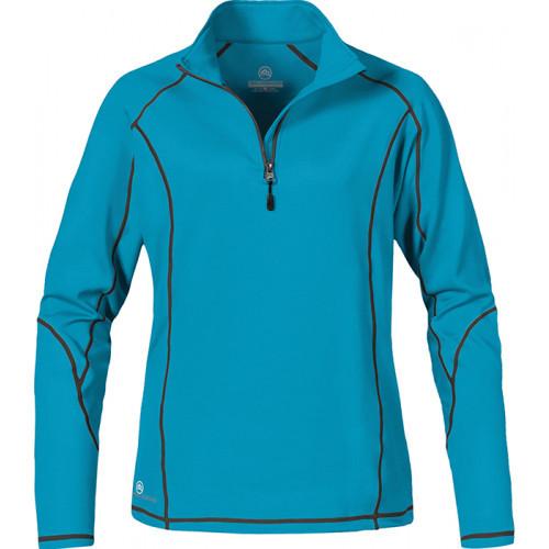Stormtech W´s Stormtech Fleece Pullover Methyl Blue