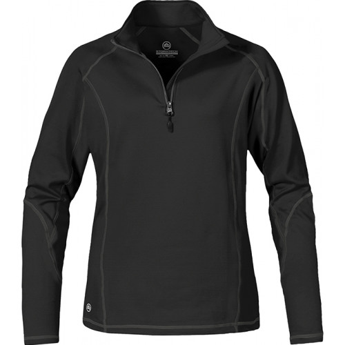Stormtech W´s Stormtech Fleece Pullover Black