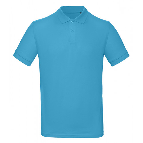 B and C Collection B&C Inspire Polo Men Very Turquoise