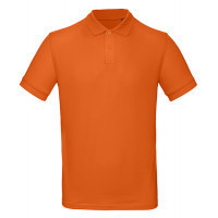 B and C Collection B&C Inspire Polo Men Urban Orange