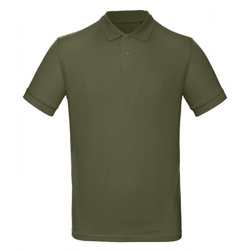 B and C Collection B&C Inspire Polo Men Urban Khaki