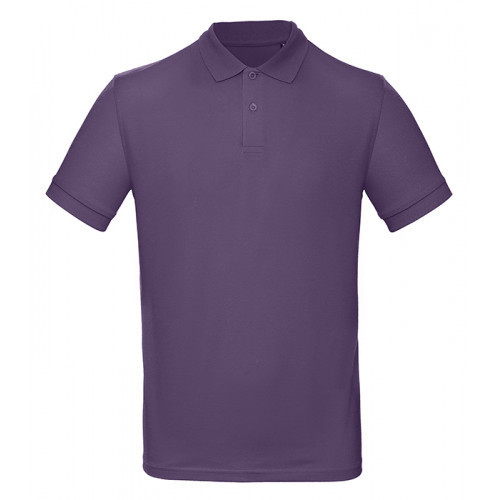 B and C Collection B&C Inspire Polo Men Radiant Purple