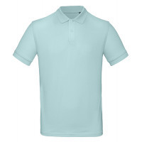 B and C Collection B&C Inspire Polo Men Millennial Mint