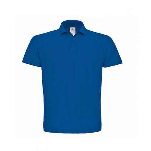 B and C Collection ID.001 Polo ROYAL BLUE