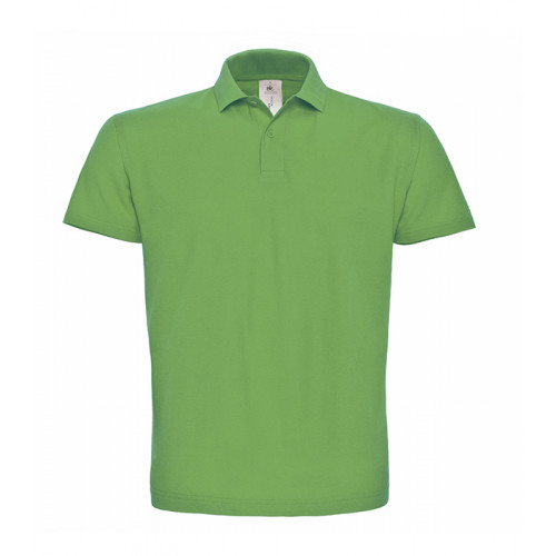 B and C Collection ID.001 Polo REAL GREEN