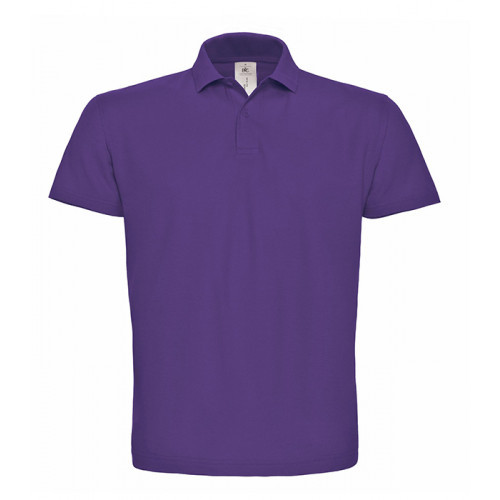 B and C Collection ID.001 Polo PURPLE