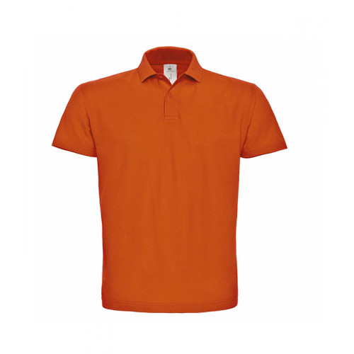 B and C Collection ID.001 Polo ORANGE