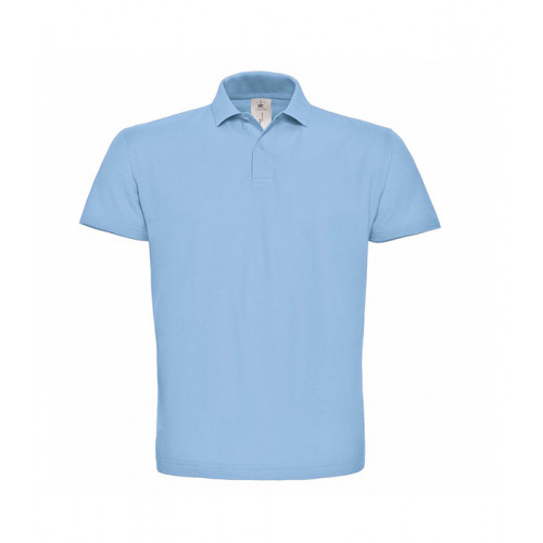 B and C Collection ID.001 Polo 42 LIGHT BLUE