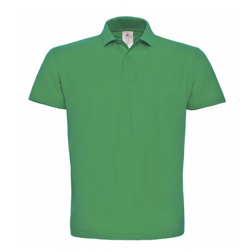 B and C Collection ID.001 Polo KELLY GREEN