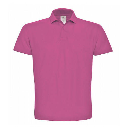 B and C Collection ID.001 Polo FUCHSIA