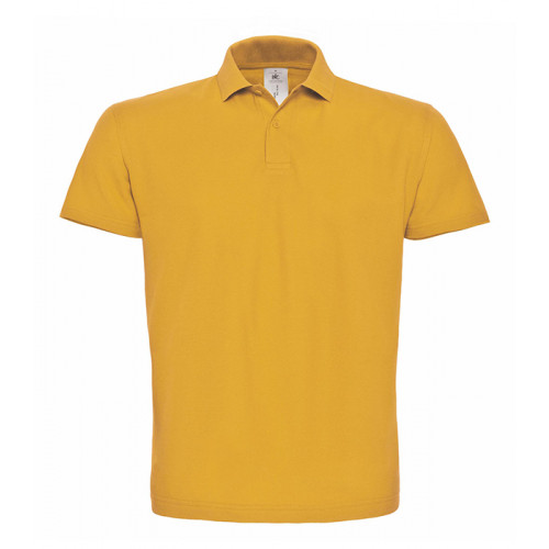 B and C Collection ID.001 Polo CHILI GOLD