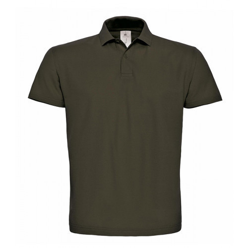 B and C Collection ID.001 Polo BROWN