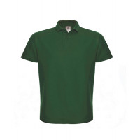 B and C Collection ID.001 Polo BOTTLE GREEN