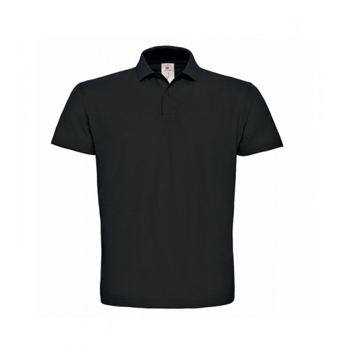 B and C Collection ID.001 Polo Black
