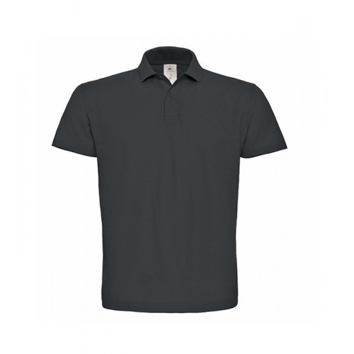 B and C Collection ID.001 Polo ANTHRACITE