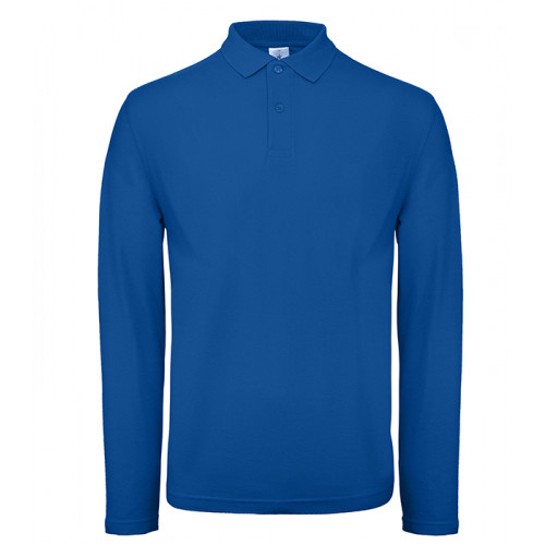 B and C Collection B&C ID.001 LSL Royal Blue