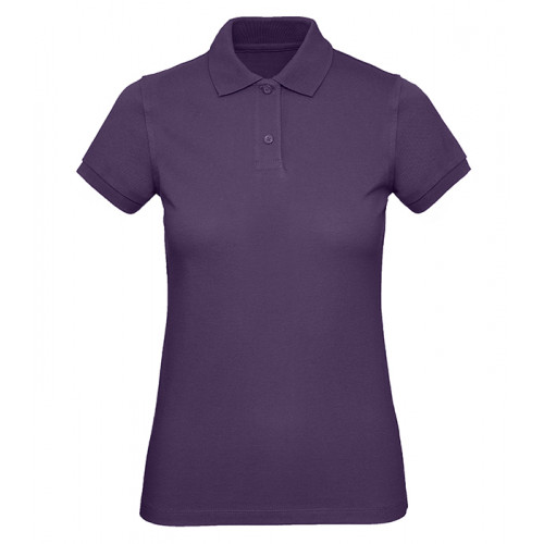 B and C Collection B&C Inspire Polo Women Radiant Purple
