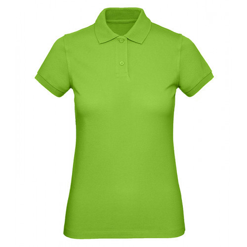 B and C Collection B&C Inspire Polo Women Orchid Green