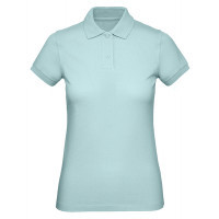 B and C Collection B&C Inspire Polo Women Millennial Mint