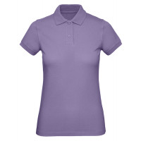B and C Collection B&C Inspire Polo Women Millennial Lilac