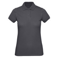 B and C Collection B&C Inspire Polo Women Dark Grey