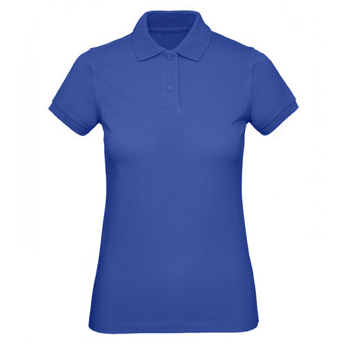 B and C Collection B&C Inspire Polo Women Cobalt Blue