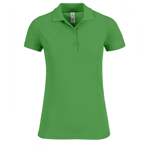B and C Collection Women Safran Timeless Real Green