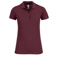 B and C Collection Women Safran Timeless Burgundy
