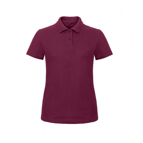 B and C Collection ID.001 Lady Polo Wine