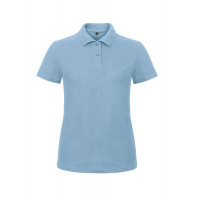 B and C Collection ID.001 Lady Polo Light Blue