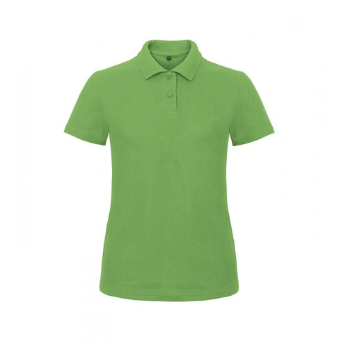 B and C Collection ID.001 Lady Polo Real Green