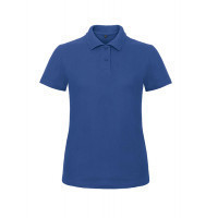 B and C Collection ID.001 Lady Polo Royal Blue