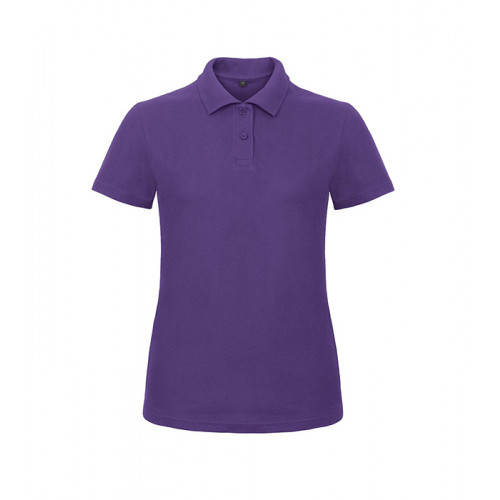 B and C Collection ID.001 Lady Polo Purple