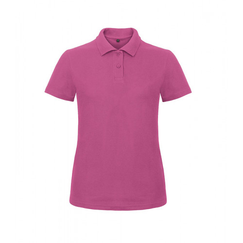 B and C Collection ID.001 Lady Polo Fuchsia