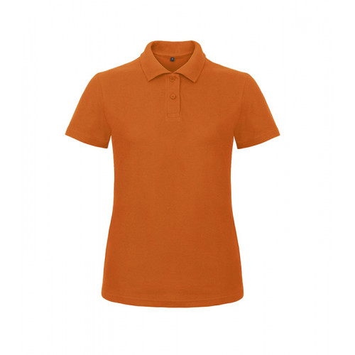 B and C Collection ID.001 Lady Polo Orange